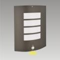 Āra Sienas Apgaismojums ar sensoru MEMPHIS 1xE27/15W/230V