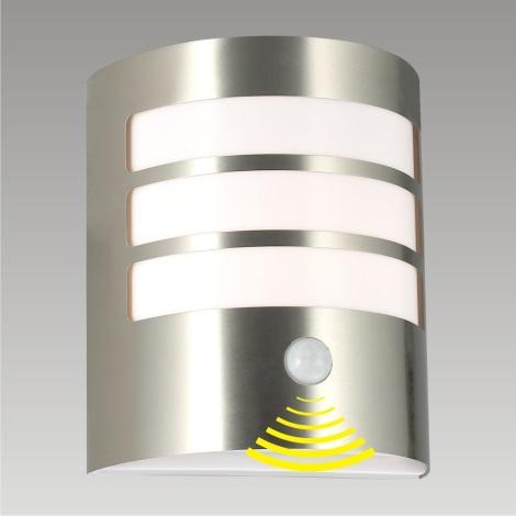 Āra Sienas Apgaismojums ar sensoru TOLEDO 1xE27/11W/230V