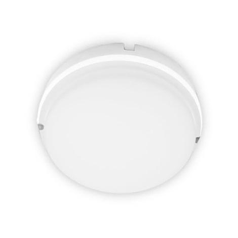 Brilagi - LED Indudtriālais griestu gaismeklis SIMA LED/12W/230V IP65 balts