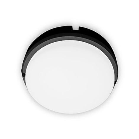 Brilagi - LED Indudtriālais griestu gaismeklis SIMA LED/12W/230V IP65 melns