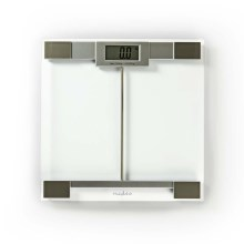 Digital personal scale 1xCR2032