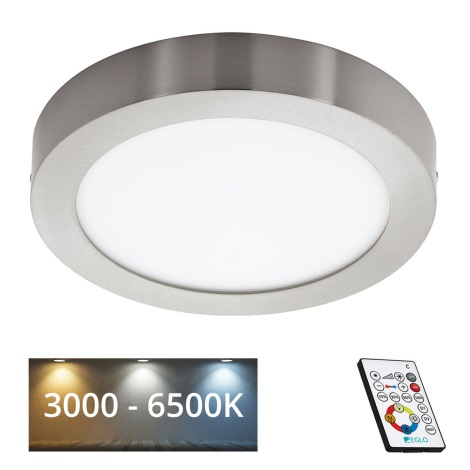 Eglo 78769 - LED Aptumšojams griestu gaismeklis TINUS 1xLED/21W/230V
