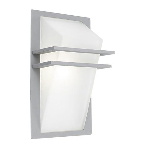 Eglo 83432 - Āra sienas gaismeklis PARK 1xE27/100W/230V IP44