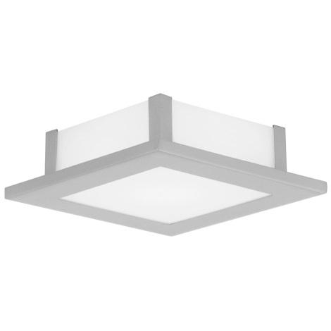 EGLO 86237 - Griestu sienas gaismeklis AURIGA 1xR7S/42W/230V matēts hroms