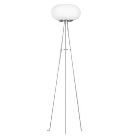 EGLO 86817 - Grīdas lampa OPTICA 2xE27/60W