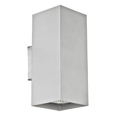 EGLO 87019 - Sienas gaismeklis MADRAS 2xGU10/50W