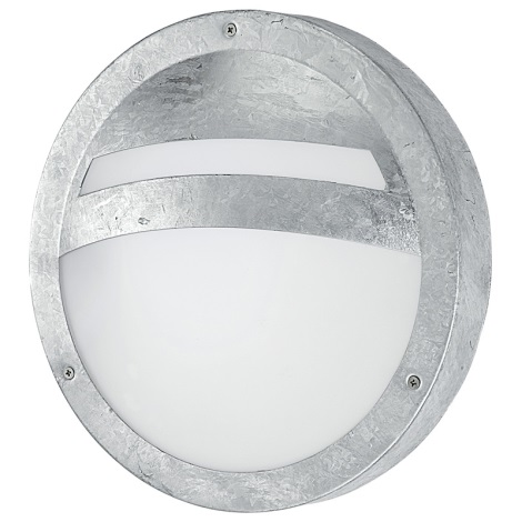 Eglo 88119 - Āra sienas gaismeklis SEVILLA 1xE27/15W/230V IP44