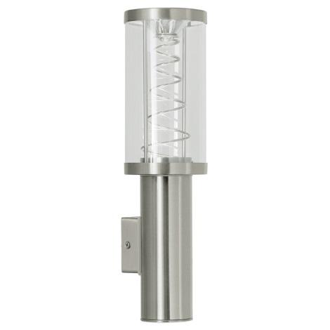 EGLO 88121 - Āra sienas gaismeklis TRONO 2xGU10/50W
