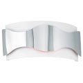 EGLO 88277 - Sienas gaismeklis FREERIDE 1 1xG23/9W balts