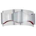 EGLO 88279 - Sienas gaismeklis FREERIDE 1 1xG23/9W/230V