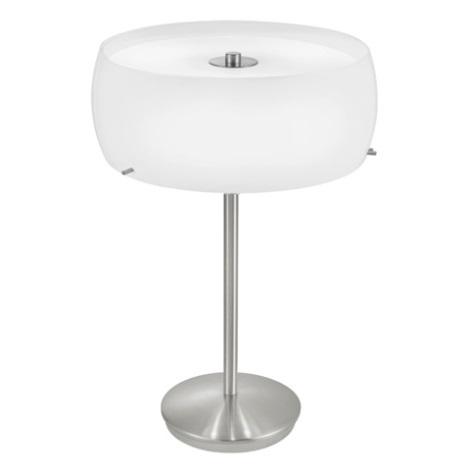 EGLO 88738 - Galda lampa CAMARO 1 1xG10Q/32W balts