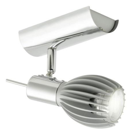 EGLO 89587 - Lampa SPICO 1xE14/7W sudraba