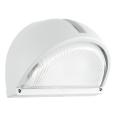 EGLO 89768 - Āra sienas gaismeklis ONJA 1xE27/60W balts IP44
