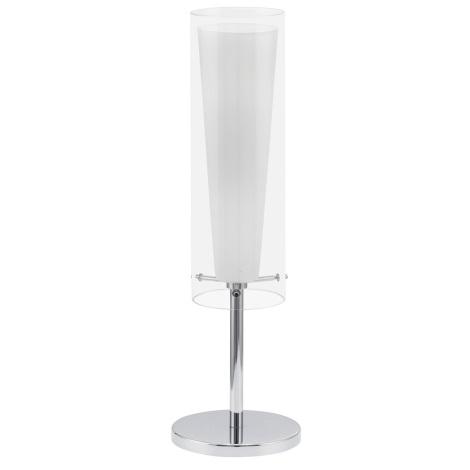 EGLO 89835 - Galda lampa PINTO 1xE27/60W
