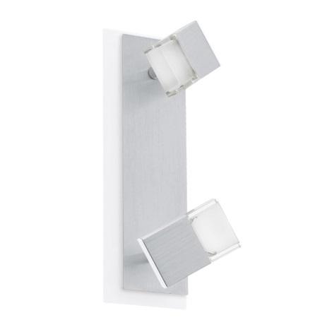 EGLO 90863 - LED sienas griestu gaismeklis GEMINI 2xLED/4.76W