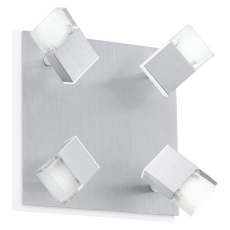 EGLO 90864 - LED griestu gaismeklis GEMINI 4xLED/4.76W