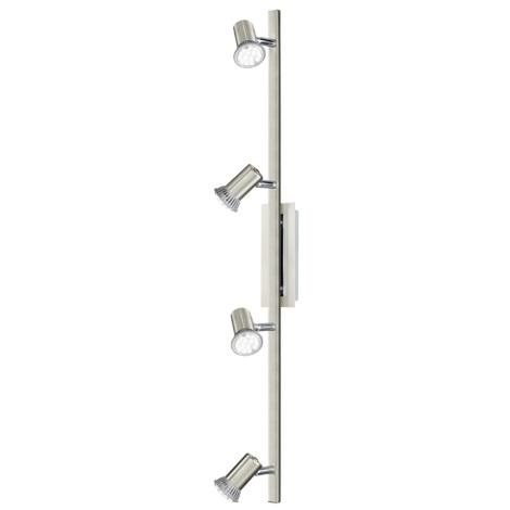 EGLO 90917 - Griestu gaismeklis ROTTELO 4xGU10/LED/3W