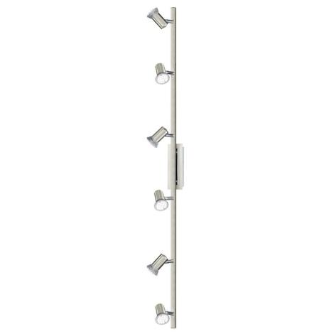 EGLO 90927 - Griestu gaismeklis ROTTELO 6xGU10/LED/3W