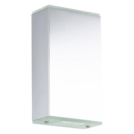 EGLO 91559 - LED sienas gaismeklis ABIDA 2xLED/4.76W hroma