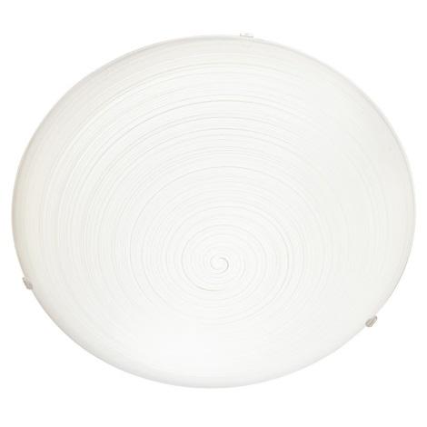 EGLO 91682 - LED sienas griestu gaismeklis LED MALVA 1xLED/12W balts