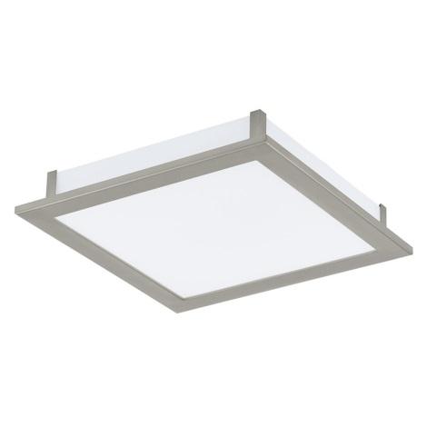 EGLO 91684 - LED griestu gaismeklis LED AURIGA 1xLED/18W matēta hroma