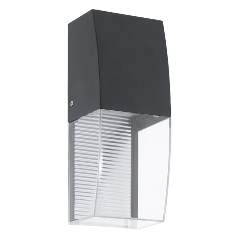 Eglo 95992 - LED Āra sienas gaismeklis SERVOI LED/3,7W IP44