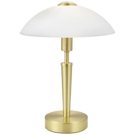 EGLO - Aptumšojama galda lampa  1xE14/60W/230V