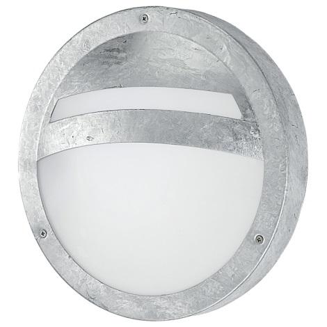 Eglo - Āra sienas gaismeklis 1xE27/15W/230V IP44