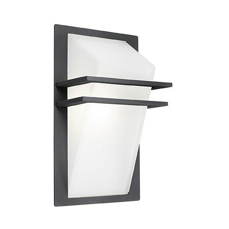 EGLO - Āra sienas gaismeklis 1xE27/60W IP44