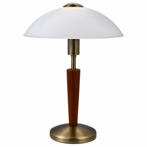 EGLO - Galda lampa 1xE14/40W/230V