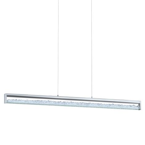 EGLO - LED Lustra uz vada 6xLED/6W/230V