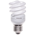 Enerģiju taupoša spuldze Philips E27/12W/230V 2700K