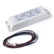 FARO 70476 - LED RGB Elektroniskais transformators 72W/12V/24V/6A