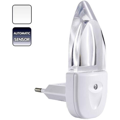 Gaismeklis ar spraudni MINI-LIGHT (balta gaisma)