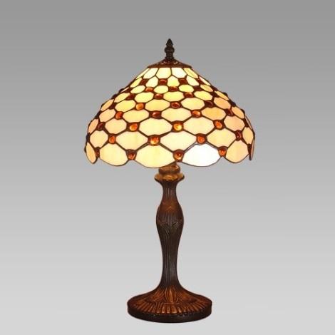 Galda lampa TIFFANY 53 1xE27/60W