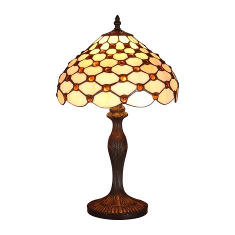 Galda lampa TIFFANY 67 1xE14/40W