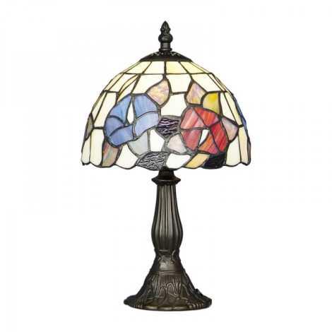 Galda lampa TIFFANY 79 1xE14/40W
