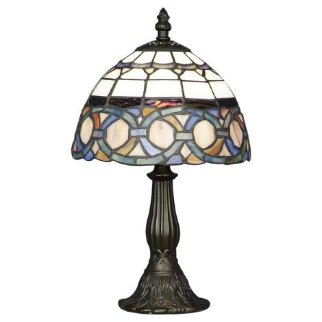 Galda lampa TIFFANY 81 1xE14/40W
