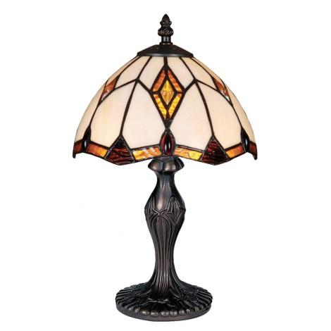 Galda lampa TIFFANY 84 1xE14/40W