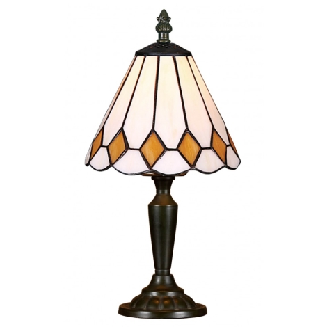 Galda lampa TIFFANY 90 1xE14/40W
