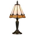 Galda lampa TIFFANY 91 1xE14/40W