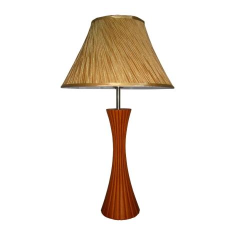 Grīdas lampa SIGLO ķiršu koka
