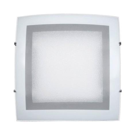 Griestu gaismeklis ARCADA 1xE27/60W balts
