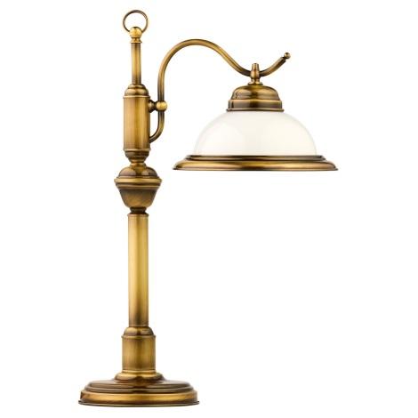 Jupiter 16 - Galda lampa OPÁL 1xE27/60W/230V