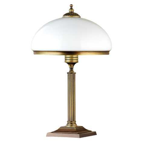 Jupiter 626 - ZU G - Galda lampa ZEUS 2xE14/60W/230V