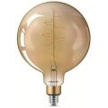LED aptumšojama spuldze VINTAGE Philips G200 E27/6,5W/230V 2000K