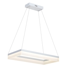 LED lustra ar auklu CUBO LED/24W/230V