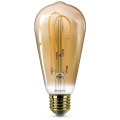 LED spuldze Philips E27/5W/230V - VINTAGE 2000K