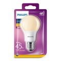 LED Spuldze Philips E27/8,5W/230V 2000K