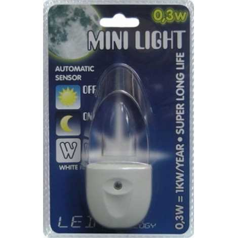 Ligzdas lampa MINI-LIGHT (maina krāsas)